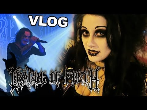Seeing Cradle of Filth Live | Black Friday