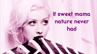 Christina Aguilera - I Hate Boys (With Lyrics) HD