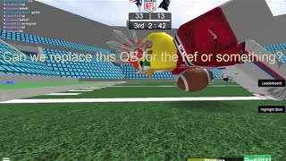 ROBLOX NFL EPICNESS 2 (HD 720P)