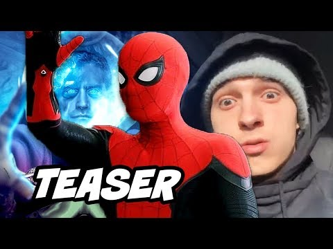 Spider-Man Far From Home Trailer News and Avengers Endgame Problem Breakdown