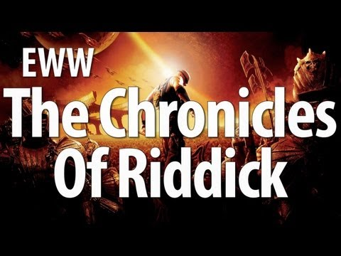 Everything Wrong With The Chronicles Of Riddick In 8 Minutes Or Less poster