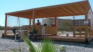 Hotel Mitsis Ramira Beach / Kos: Massage am Strand (Trailer) / Массаж на пляже / Μασάζ στην παραλία(Am Strand vom Hotel RAMIRA BEACH / Griechenland / Insel Kos, wird Massage angeboten. In diesem Video sieht man einige Aufnahmen von der ..., 2013-06-26T20:17:57.000Z)