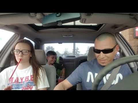 Dad pranks kids with liquid ass!!!!