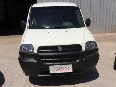 Fiat Doblo 18 Mpi Cargo 8v 4p 2005 Carros Usados E Seminovos