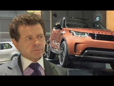 In Conversation With Land Rover Design Director, Gerry McGovern