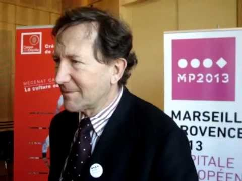 Marseille 2013 - Jacques Pfister Interview