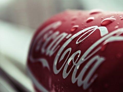 Работа в Кока-Коле