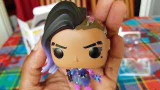 Unboxing : La figurine POP SOMBRA officielle Overwatch !