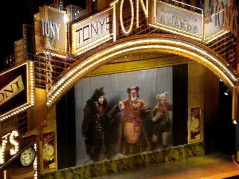 Tony Award 2009 Shrek Auditions