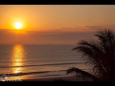 Cocoa Beach Fl luxury ocean front home for sale