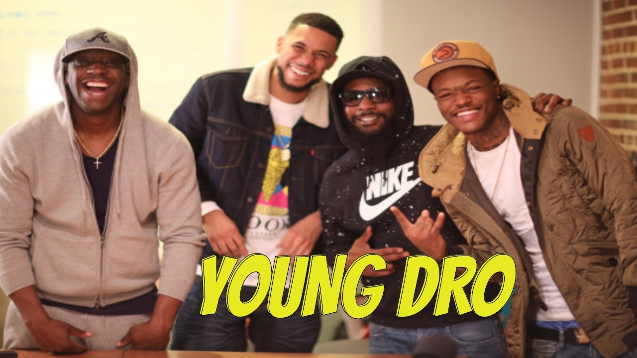 Karlous Miller & DC YoungFly Interview Young Dro On The 85 South Show