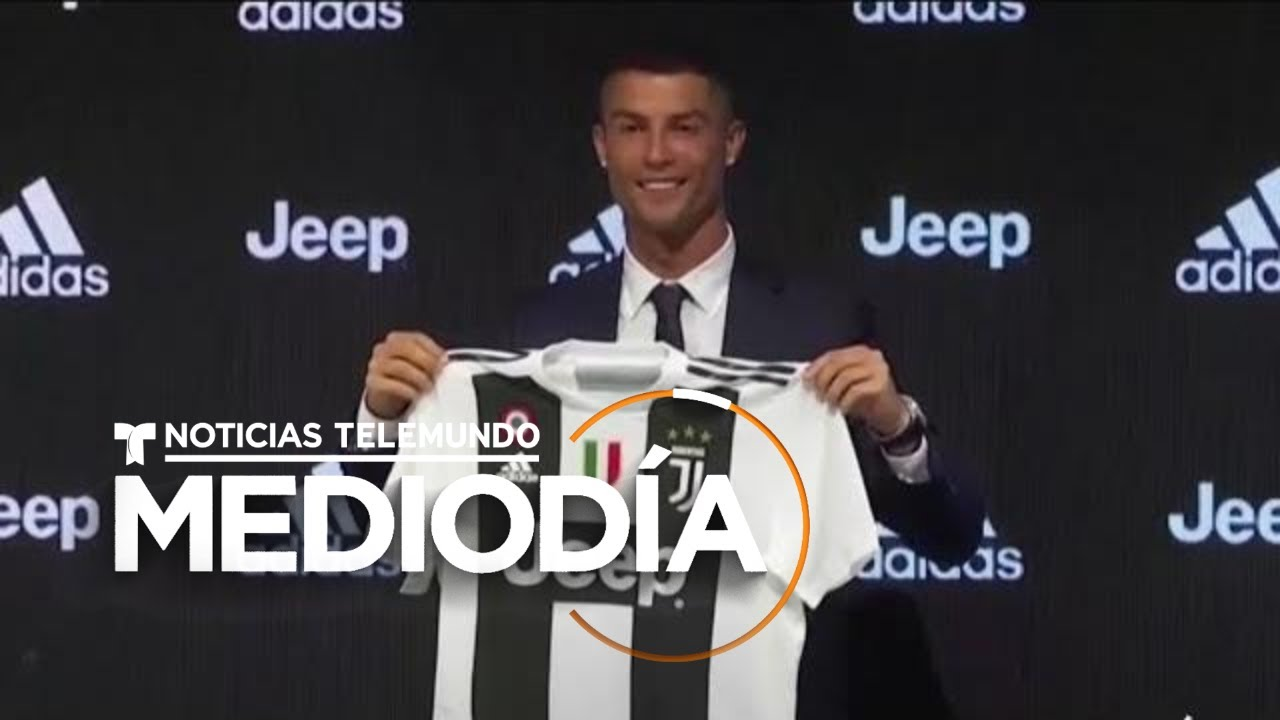Cristiano Ronaldo vuelve a dar positivo a COVID-19 | Noticias Telemundo