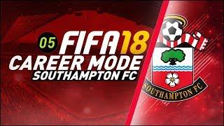 FIFA 18 Southampton Career Mode S4 Ep5 - NEW TRANSFER TARGETS!!