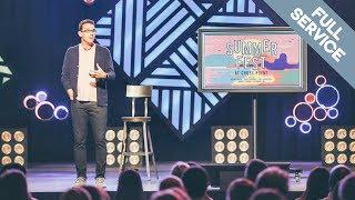 SUMMERFEST // Chris Nichols // Week 5 Full Service // Cross Point Church
