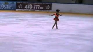 Кильдеева Эльвира в  г. Владимир (сентябрь)(5 лет)