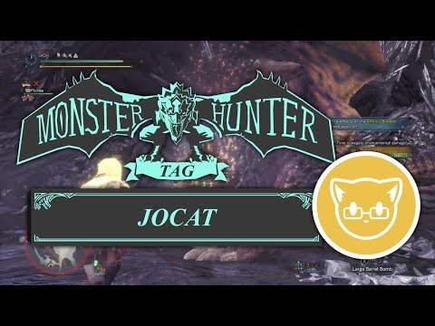 Monster Hunter Tag - JoCat #MonsterHunterTag thumbnail