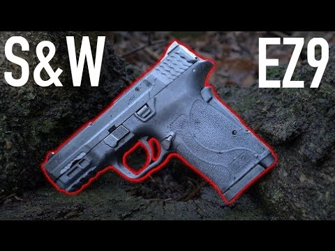 S&W M&P 9 Shield EZ - TGC Reviews!