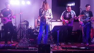 Me playing David Bowie Ziggy Stardust with TS & The Young Blades