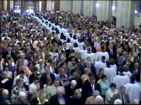 Hymn 'All Hail The Power of Jesus Name' (Miles Lane) - Duke University Chapel