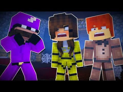 Minecraft Friends - FIVE NIGHTS AT FREDDY'S !? (Minecraft Roleplay) thumbnail