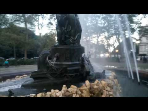me at Bailey Fountain is located at Grand Army Plaza Brooklyn NY