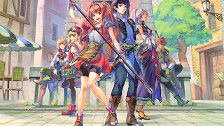The Legend of Heroes: Trails in the Sky trailer