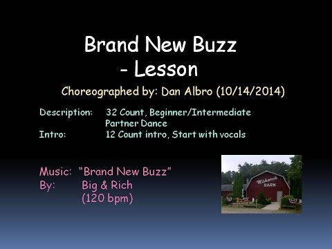 Brand New Buzz Lesson