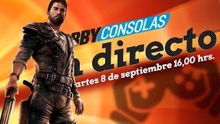 Hobby Consolas en directo 8/9/2015