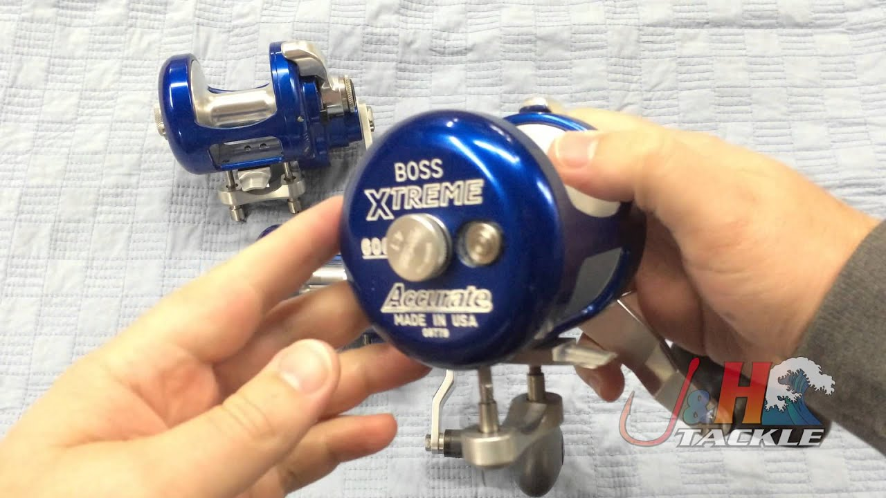 accurate fishing reels in 2013 holiday color marine blue | j&h, Fishing Reels