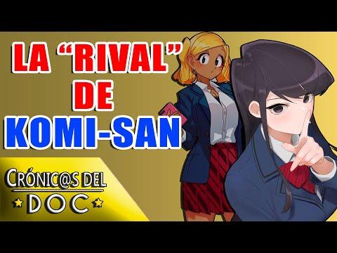 CRÓNICAS DEL DOC: ¿Por Qué Komi-san NO TIENE ANIME?