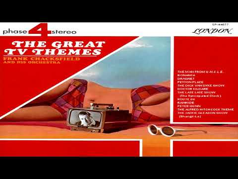 Frank Chacksfield - The Great TV Themes (1965) GMB