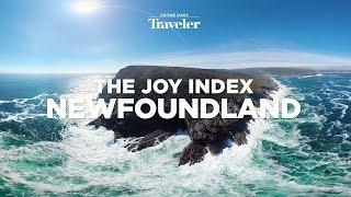 The Joy Index: Newfoundland