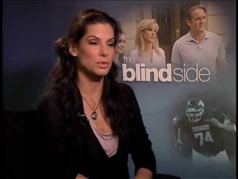 Sandra Bullock - The Blind Side Interview