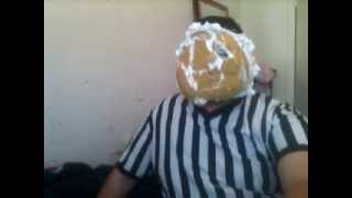 pie in the face just because Thumbnail