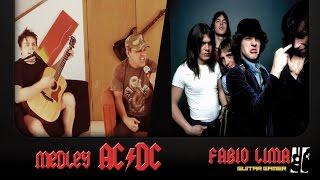 4 Músicas do AC/DC (Bon Scott) com Violão - Fabio Lima