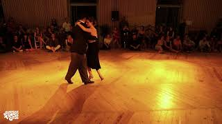 DEMO 1 Natacha Lockwood & Andrés Molina @ 2nd BUCHAREST TANGO GROOVE afterparty! (Oct 11-13, 2019)