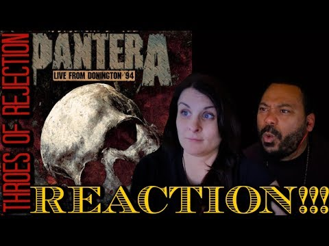 Pantera - Throes of Rejection Reaction!! mp3