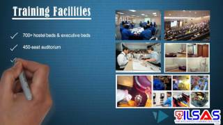 TNB Integrated Learning Solution - ILSAS (Traning Facilities)