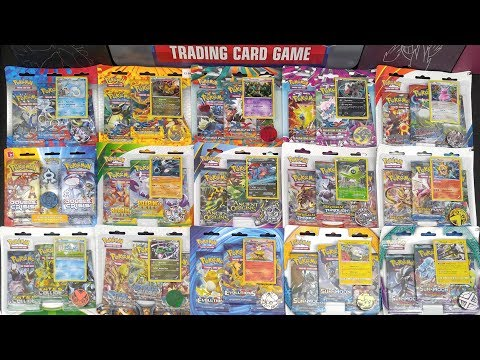 OPENING EVERY 3 PACK BLISTER OF POKEMON CARDS FROM XY-GUARDIANS RISING | 3 YEAR YOUTUBE ANNIVERSARY!
