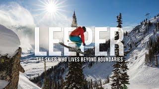 Bulgaria Skiing - Leeper- The Skier Who Lives Beyond Boundaries