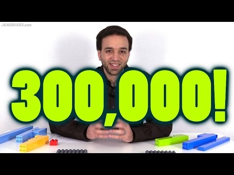 THANK YOU for 300000