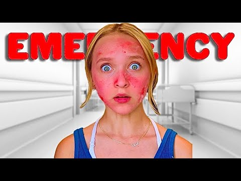 Download *911* ALLERGIC REACTION SENT ME TO THE EMERGENCY ROOM! *MY MOM IS REALLY SCARED*