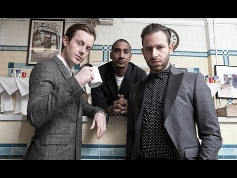 Chase and Status interview at Glastonbury 2013