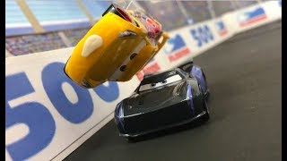 Download Stop motion : Movie Cars 3 : Final Race : Reenactment : Disney Pixar Mp3 and Videos