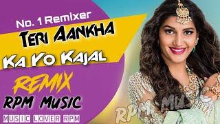 Teri Aankhya Ka Kajal    New Haryanvi Song    Dj Remix Hard    Spana Choudhary  New Song