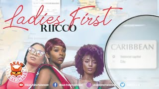 Riicco - Ladies First [Audio Visualizer]