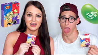 BEAN BOOZLED CHALLENGE!! Ft Jake Rich!