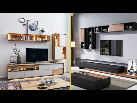 120 Ultra Modern Tv Cabinet Designs For Modern Home Wall Mounted Tv Cabinet Youtube