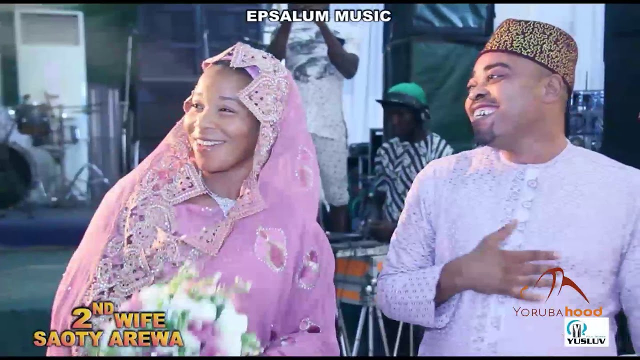 Download Saoty Arewa 2nd Wife Wedding Party Featuring All Stars