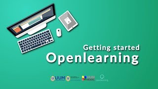 Getting start openlearning
